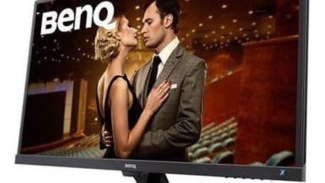 Monitor BenQ EW3270ZL (9H.LFRLB.QBE) černý + Doprava zdarma