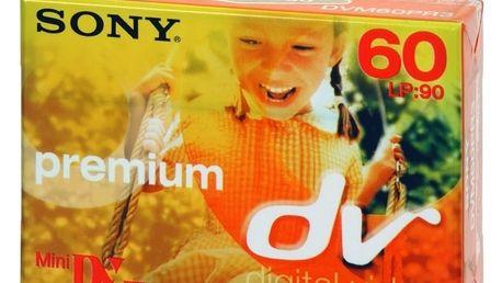 Kamerová kazeta Sony DVM-60PR3