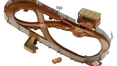 MATTEL CARS 3 Závodní dráha Thunder Hollow
