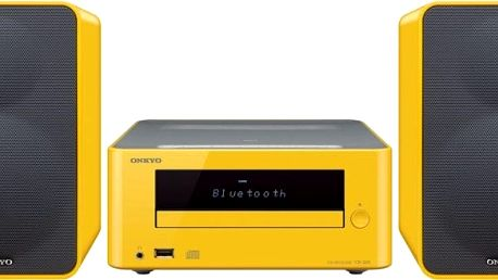 Mikro systém Onkyo CS-265 Yellow