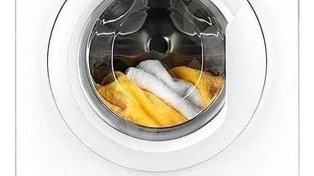Úzká pračka předem plněná Zanussi ZWSE7120V