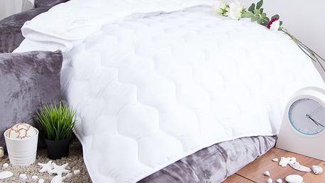 XPOSE ® Luxusní celoroční prošívaná přikrývka EXCLUSIVE, 135x200
