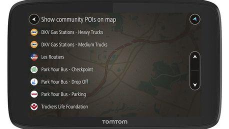 TomTom GO Professional 520 EU LIFETIME - 1PN5.002.07