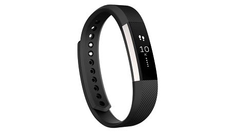 Fitness náramek Fitbit Alta L - černá (black) FB406BKL-EU