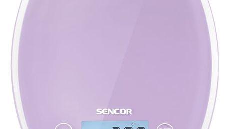 Kuchyňská váha Sencor SKS 35VT kuchyňská váha