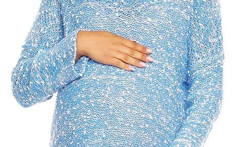 Těhotenský svetr model 94444 PeeKaBoo UNIWERSALNY