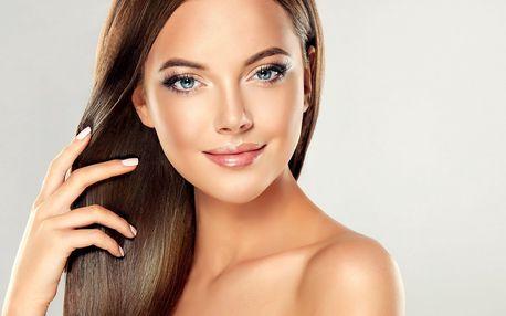 Kosmetické ošetření českou kosmetikou Primavera