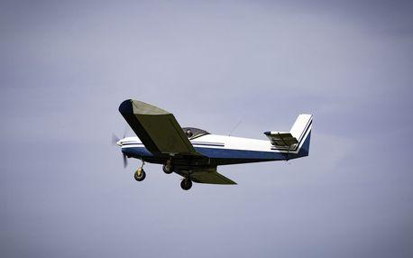 Akrobatický let pro milovníky výšek
