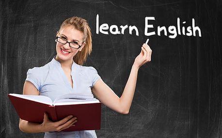 Kurz angličtiny pro středně pokročilé