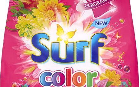 SURF Color Tropical 4,2 kg (60 dávek) – prací prášek