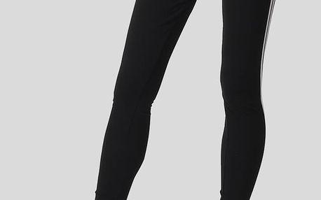 Legíny adidas Originals 3STR LEGGINGS Černá