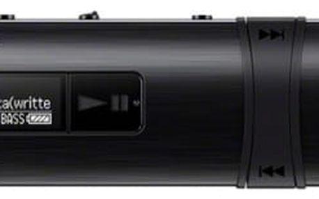 Sony NWZ-B183B černý
