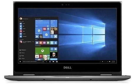 Notebook Dell Inspiron 13z 5378 13 FHD Touch i5-7200U/4G/128GB SSD/HD/MCR/HDMI/USB/W10/2RNBD/šedý TN-5378-N2-511S