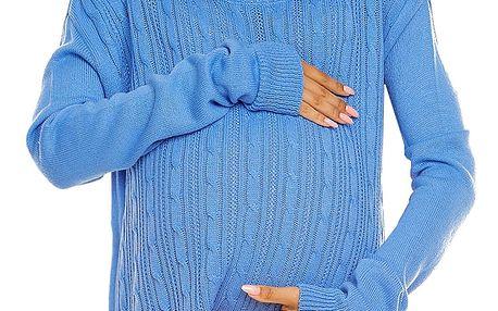 Těhotenský svetr model 94432 PeeKaBoo UNIWERSALNY
