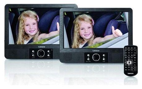 Přenosný DVD přehrávač Lenco MES 405