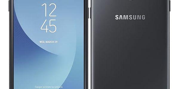 Mobilní telefon Samsung J3 2017 (J330F) (SM-J330FZKDETL ) černý Software F-Secure SAFE, 3 zařízení / 6 měsíců v hodnotě 979 Kč + DOPRAVA ZDARMA