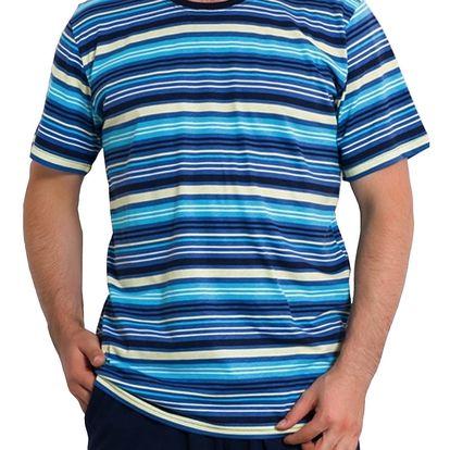 Pánské pyžamo Neep proužkované L
