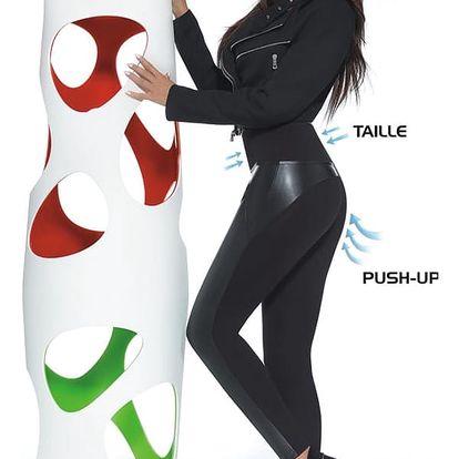 Legíny Ally - Bas Bleu Barva: černá, Velikost: XL
