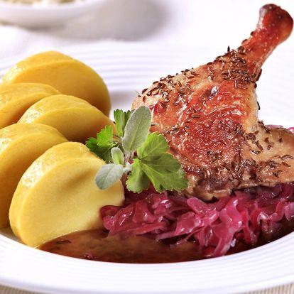 Tři dny na jižní Moravě se svatomartinským menu