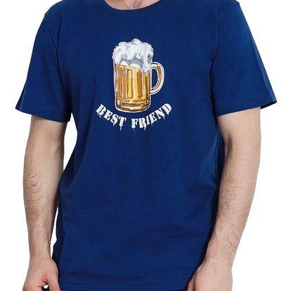 Pánské pyžamo Honza s pivem M
