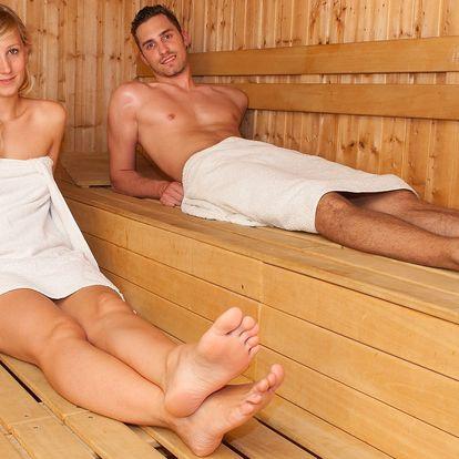 2hod. relax v sauně a vířivé vaně na vlnách Vltavy