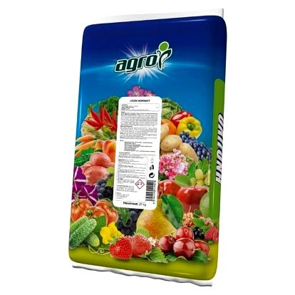 Hnojivo Agro Ledek vápenatý 20 kg