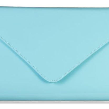 Dámské světle modré psaníčko Cary 5090