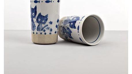 MIJ Hrnek s motivem koček MUG SUSHI
