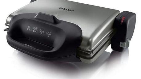 Gril Philips HD4467/90 šedý