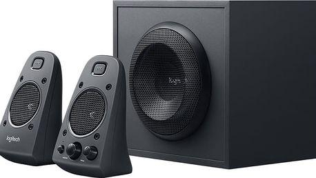Logitech Z625 2.1, černá - 980-001256