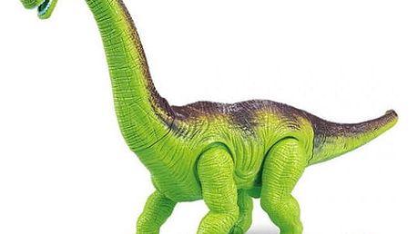 Dinosaurus chodící a kladoucí vejce