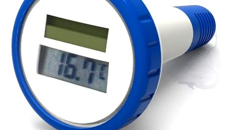 Marimex Teploměr plovoucí digitální - 10963015