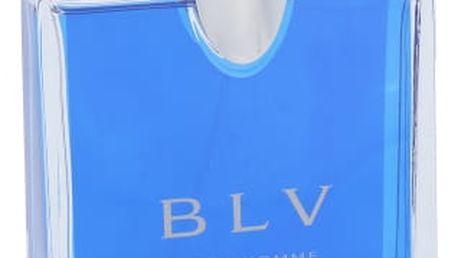Bvlgari BLV Pour Homme 100 ml toaletní voda tester pro muže