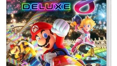Hra Nintendo Mario Kart 8 Deluxe (NSS430)