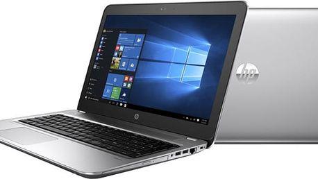 HP ProBook 450 G4, stříbrná - 2SX80ES