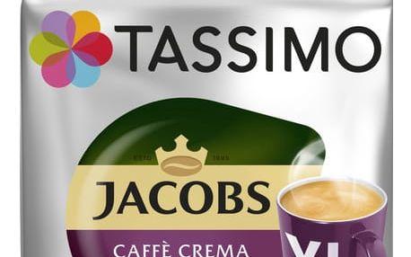 Tassimo Jacobs caffé crema intenso XL, 16 ks