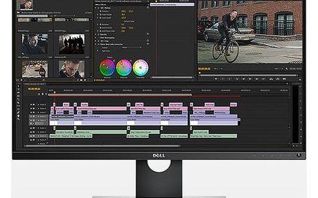 "Dell UltraSharp UP2716D - LED monitor 27"" - 210-AGTR + A4Tech Bloody TL80 Terminator, černostříbrná"