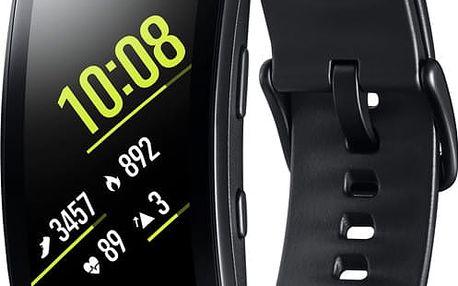 Samsung Gear Fit2 PRO, černá - SM-R365NZKAXEZ