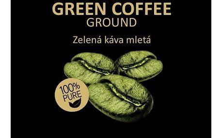 Zelená káva Green Coffee 500 g - mletá i zrnková!