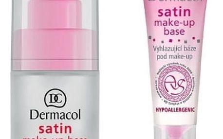 Dermacol Satin Make-Up Base 10ml Podklad pod make-up W