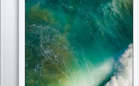 APPLE iPad Pro Wi-Fi + Cellular, 12,9'', 256GB, stříbrná - MPA52FD/A + Zdarma GSM T-Mobile SIM s kreditem 200Kč Twist (v ceně 200,-)