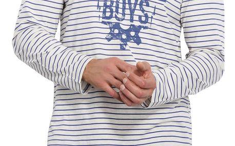 Pánské pyžamo Max modré M