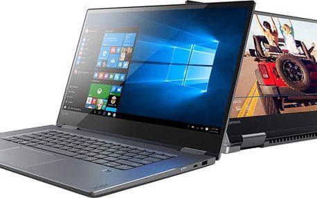 Lenovo Yoga 720-15IKB, šedá - 80X70074CK