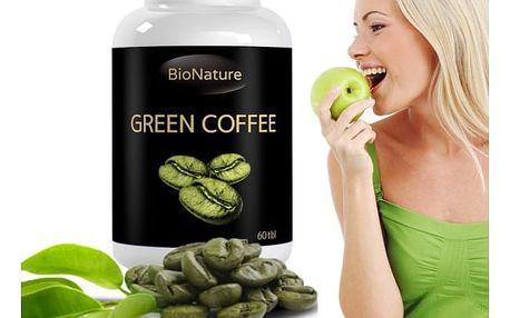 Green Coffee tablety BioNature - SLEVA blížící se datum spotřeby