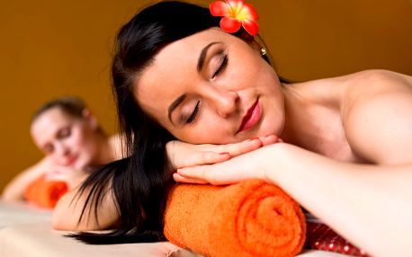 Thajské masáže Ban Thai: Hodinová masáž pro pár