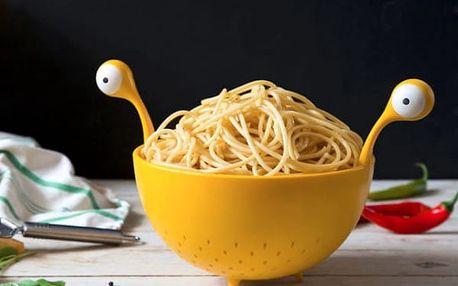 Žertovný cedník na špagety Monster