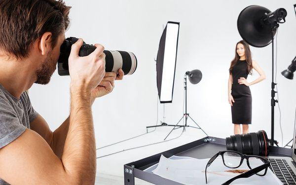 Jednodenní kurz fotografování portrétu