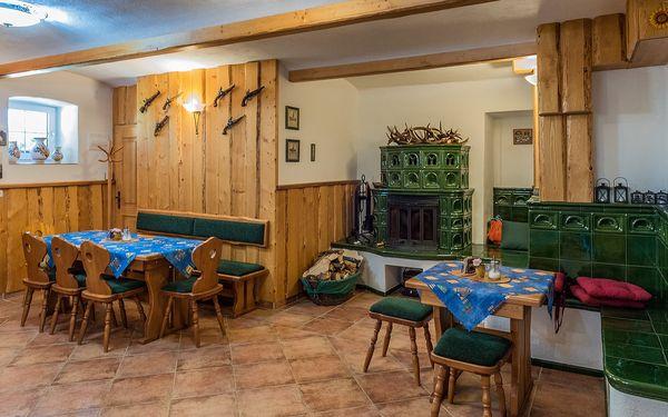 Šumava: 5-8 dní pro dva s vínem, saunou a slevou na skipas