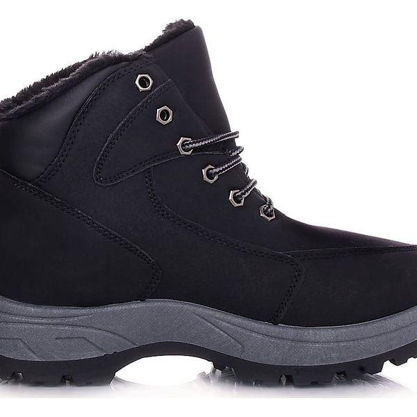 Dámské zimní boty J129-2B 38