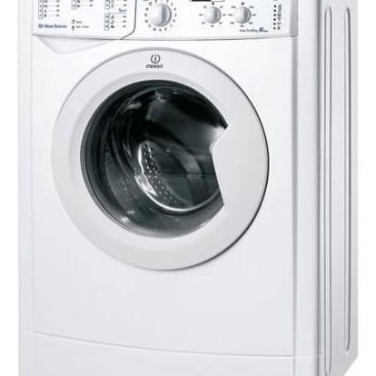 Automatická pračka Indesit Giugiaro IWSD 51051 C ECO EU bílá